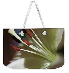 Naturally Elegant Weekender Tote Bag