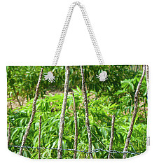 Nature And Wire Weekender Tote Bag
