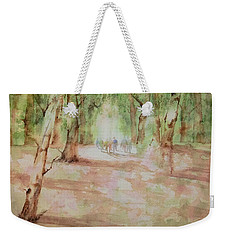 Nature At The Nature Center Weekender Tote Bag