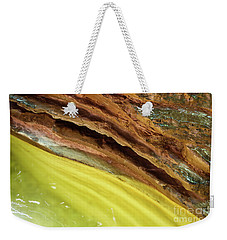 Nature Details Weekender Tote Bag