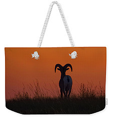 Nature Embracing Nature Weekender Tote Bag