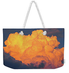 Nature Explotion Weekender Tote Bag
