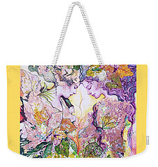 Nature Fairies Weekender Tote Bag