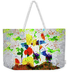 Nature Fantasy Trees Weekender Tote Bag