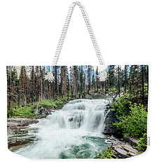 Weekender Tote Bag featuring the photograph Nature Finds A Way by Margaret Pitcher