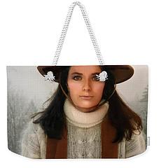 Nature Harmony Self Portrait  Weekender Tote Bag