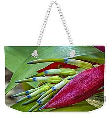 Nature In Bloom Weekender Tote Bag