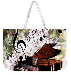 Nature Is Music To My Soul Weekender Tote Bag