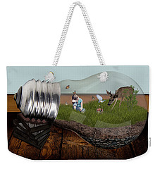 Nature Lover Weekender Tote Bag