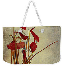 Nature Morte Du Moment Weekender Tote Bag by Aimelle