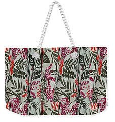 Weekender Tote Bag featuring the photograph Nature Pattern For Pillows Curtains  Towels Tote Bags Greeting Cards Phone Cases Gifts By Navinjoshi by Navin Joshi
