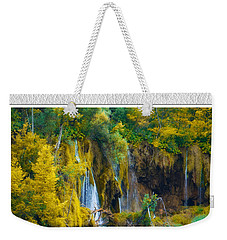 Nature Photography Collection Weekender Tote Bag