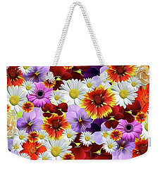 Nature Plants #2442_2 Weekender Tote Bag by S Art