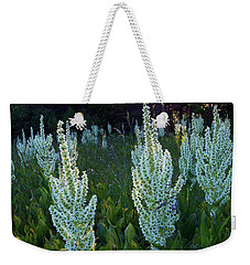 Nature Speaks Weekender Tote Bag by Sean Sarsfield