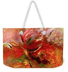Nature Spirits Weekender Tote Bag