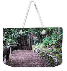Nature Trail Weekender Tote Bag by Cathy Harper