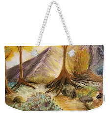 Nature Trail Weekender Tote Bag