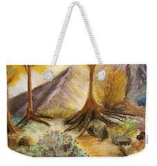 Nature Trail Weekender Tote Bag
