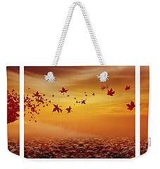 Nature's Art Weekender Tote Bag by Lourry Legarde