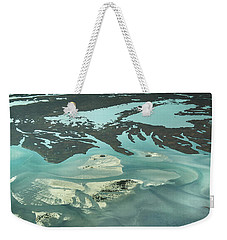 Natures Art On Barnegat Bay Weekender Tote Bag
