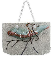 Weekender Tote Bag featuring the photograph Nature's Art by Werner Padarin