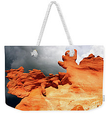 Nature's Artistry Nevada 2 Weekender Tote Bag by Bob Christopher