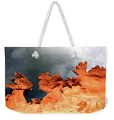Nature's Artistry Nevada Weekender Tote Bag by Bob Christopher
