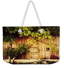 Natures Awning Weekender Tote Bag