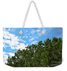 Weekender Tote Bag featuring the photograph Nature's Beauty - Central Texas by Ray Shrewsberry