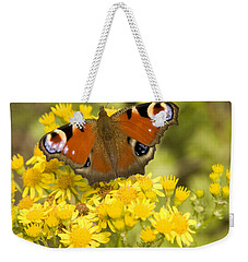 Weekender Tote Bag featuring the photograph Nature's Beauty by Ian Middleton