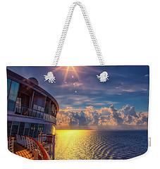 Natures Beauty At Sea Weekender Tote Bag