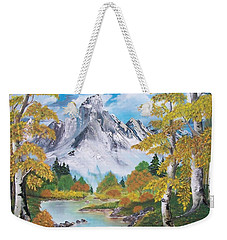 Nature's Beauty Weekender Tote Bag