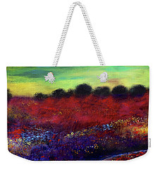 Natures Bouquet Weekender Tote Bag by Dick Bourgault