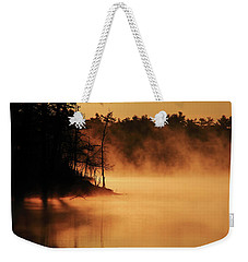Nature's Breath Weekender Tote Bag