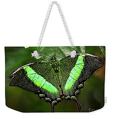 Nature's Camouflage Weekender Tote Bag
