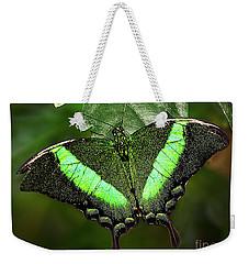 Nature's Camouflage Weekender Tote Bag