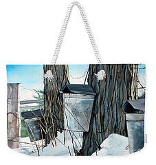 Nature's Candy Weekender Tote Bag