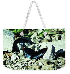 Nature's Cloak Of Color Weekender Tote Bag