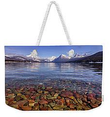 Nature's Colors Weekender Tote Bag