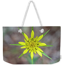Nature's Compass Weekender Tote Bag