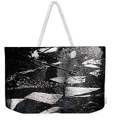 Nature's Cubism Weekender Tote Bag