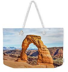 Nature's Delicate Balance Weekender Tote Bag