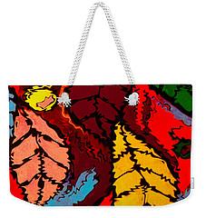 Natures Explosion Weekender Tote Bag