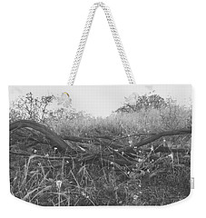 Nature's Fences Weekender Tote Bag