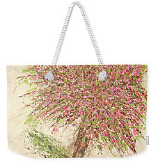Nature's Fireworks Weekender Tote Bag by Cindy Lee Longhini