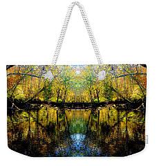 Natures Gate Weekender Tote Bag