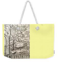 Nature's Gifts Weekender Tote Bag