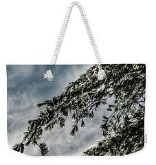 Natures Glitter Weekender Tote Bag