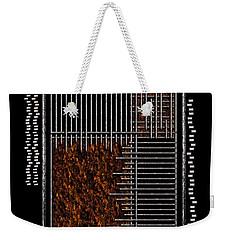 Nature's Grate Weekender Tote Bag