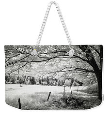 Weekender Tote Bag featuring the photograph Natures Inner Soul by John Rivera